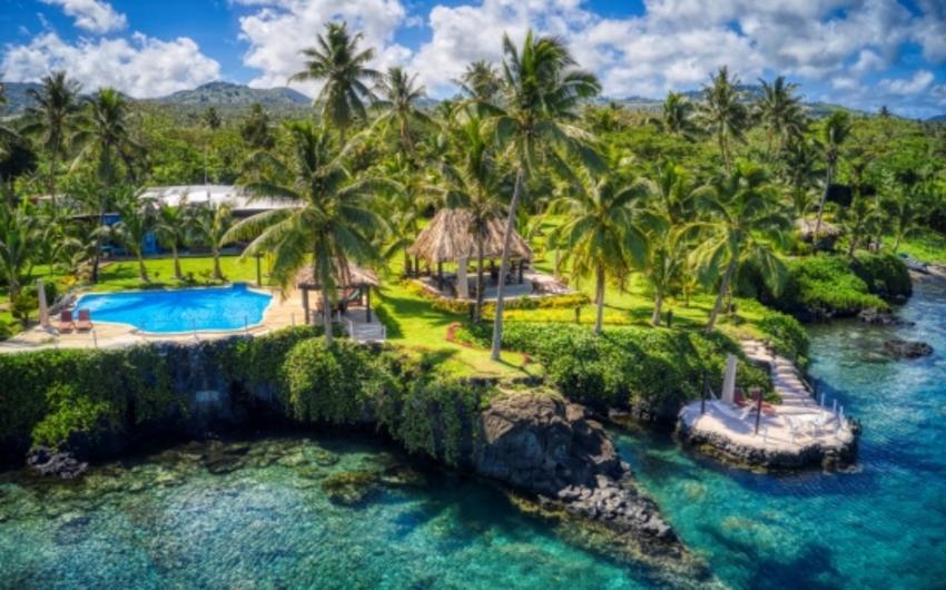 Taveuni isole per vacanza