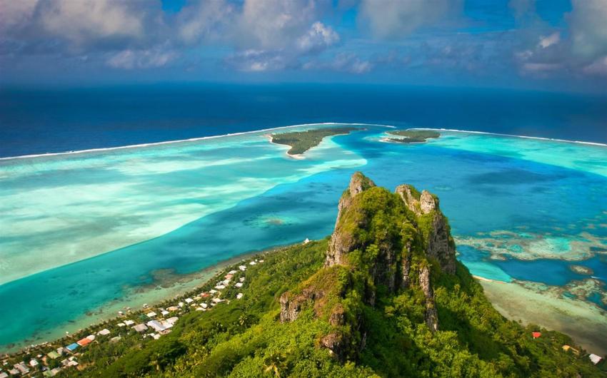 raiatea isole per vacanze