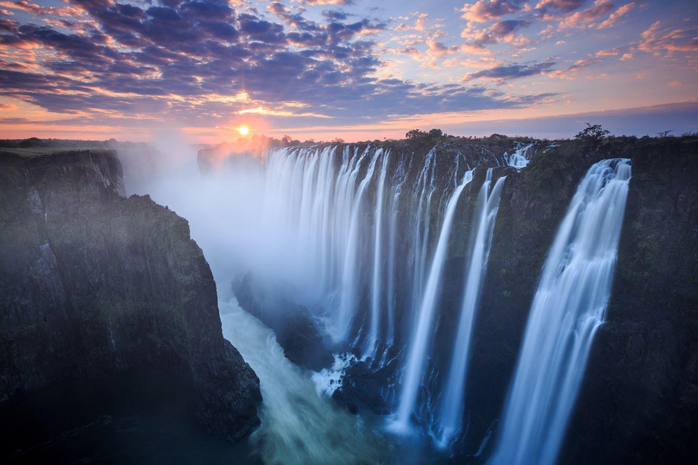 viaggio in sud africa cascate vittoria