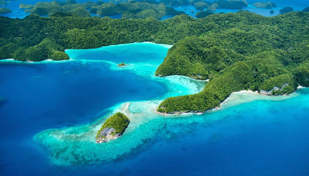isole bellissime isole del pacifico viaggi di nozze