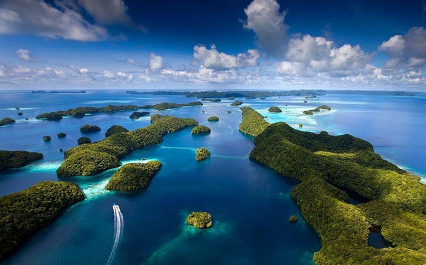 palau isole per vacanze