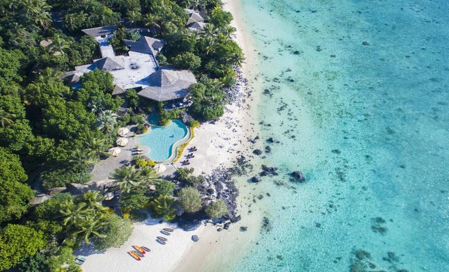 Aitutaki isole per viaggio