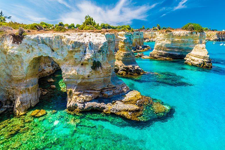 vacanze in salento viaggi puglia italia
