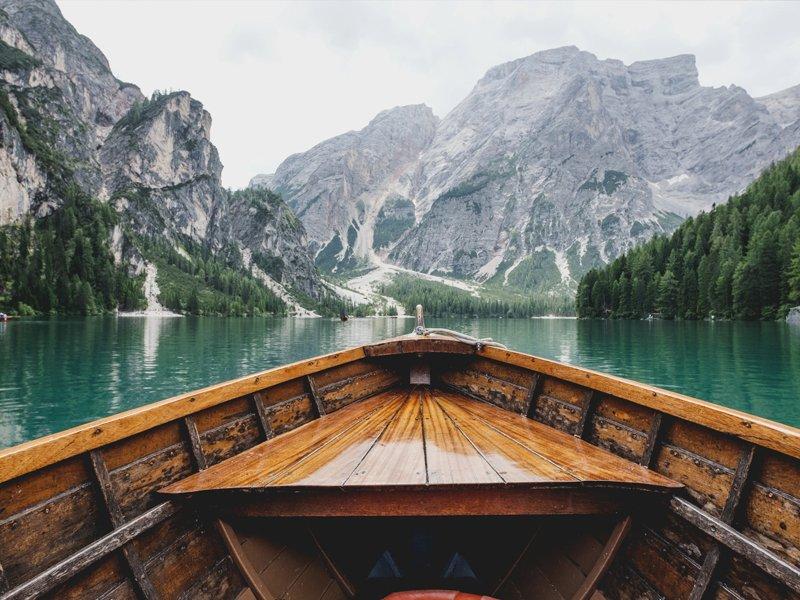 laghi di montagna viaggio in canada avventura