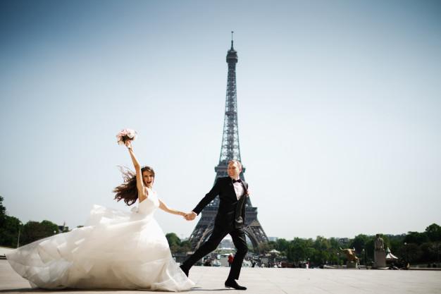 sposi viaggio di nozze