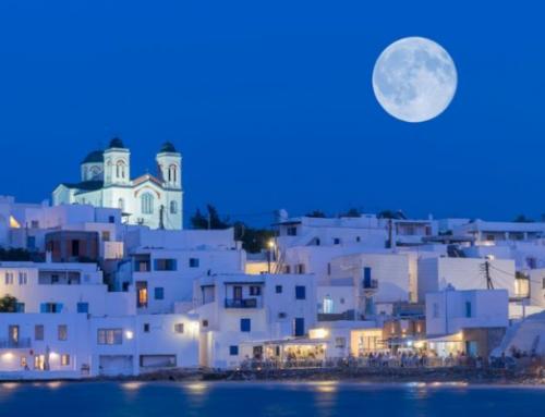 Cosa vedere sull'isola di Paros?