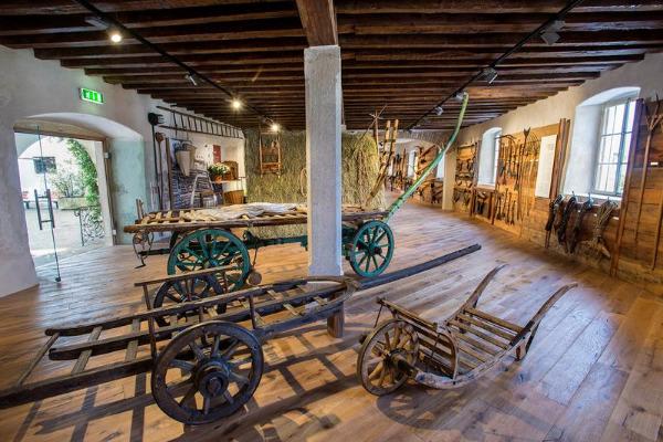 vacanze in trentino Museo degli usi e dei costumi della gente Trentina