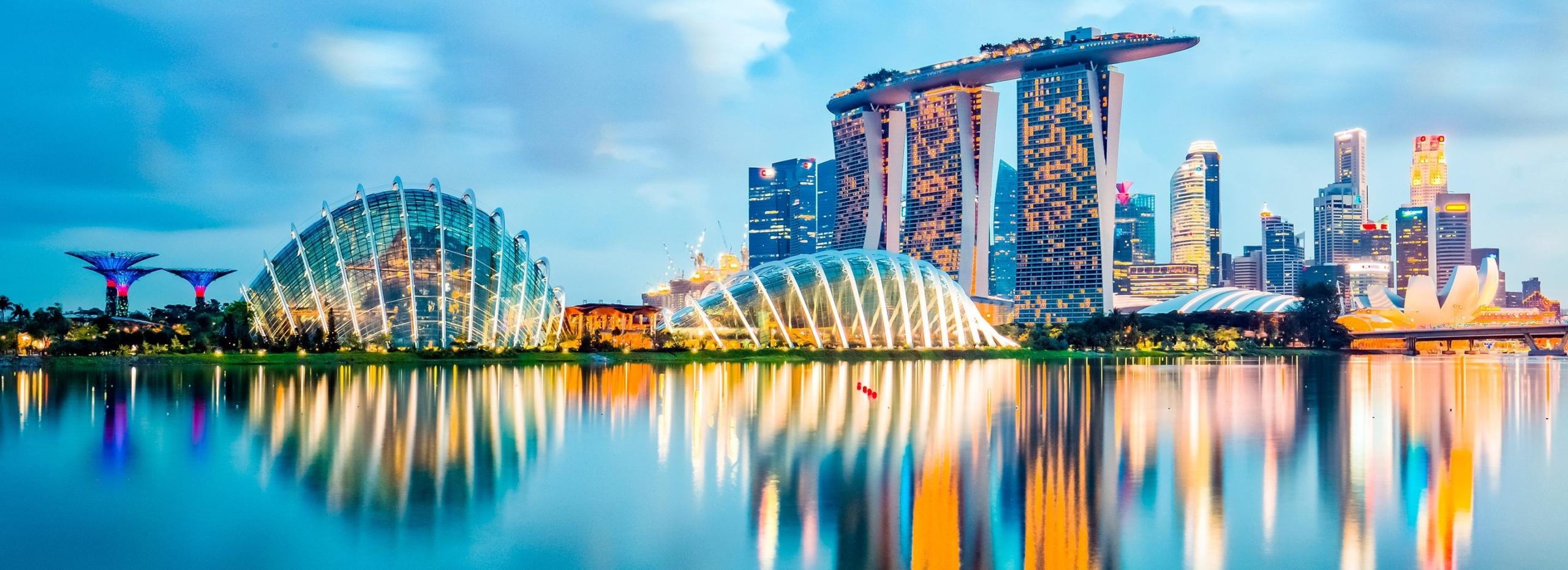 vacanza a singapore