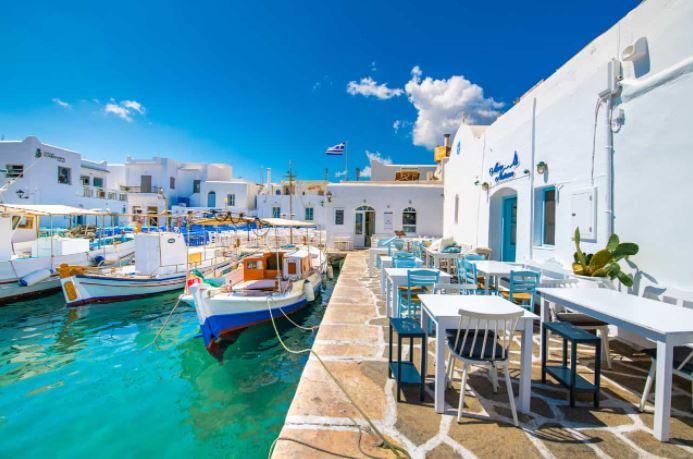 vacanze estive in grecia paros noussa