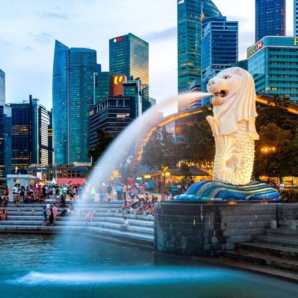 viaggio vacanza a singapore
