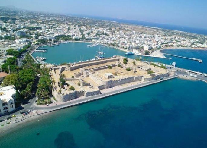 kos city vacanze in grecia