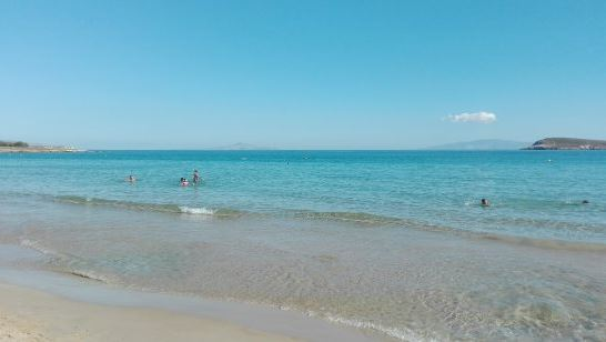 spiagge di paros krios
