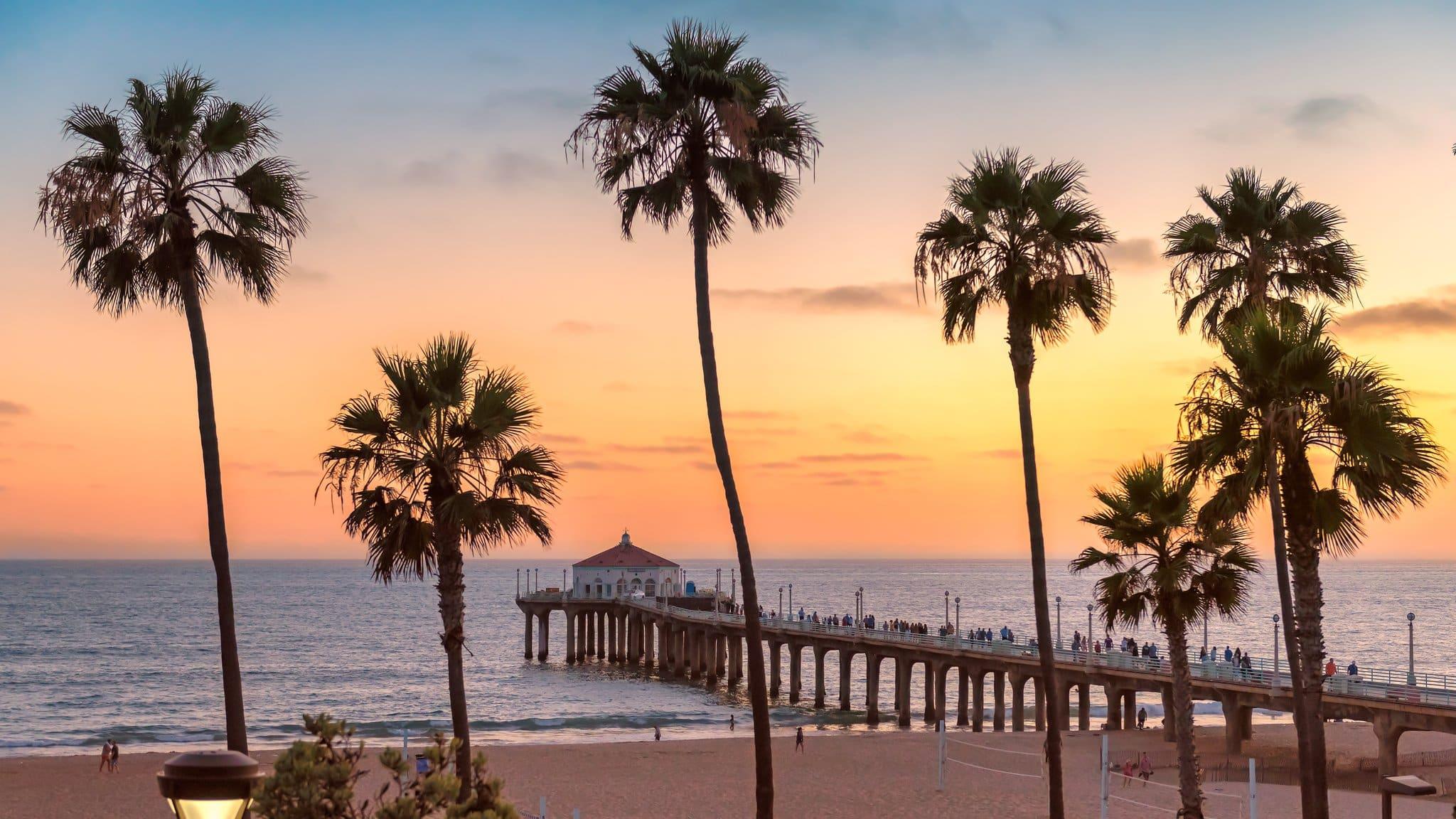 vacanze in california