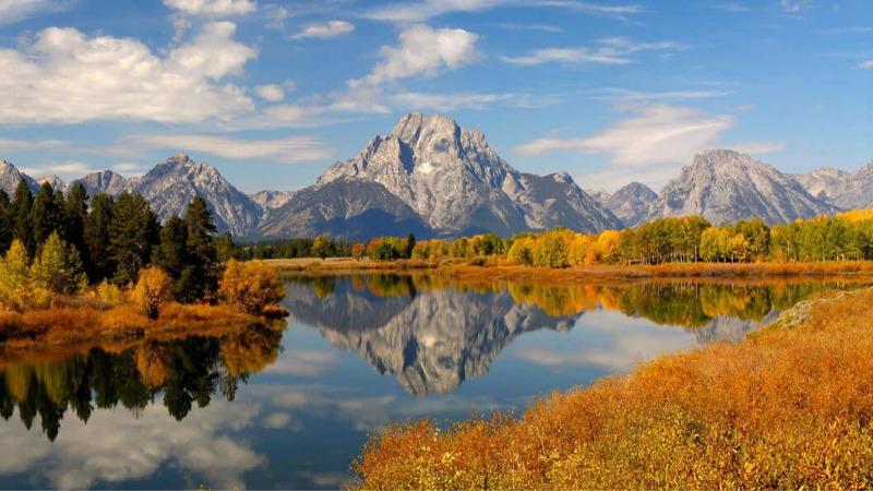 Parco Nazionale Grand Teton