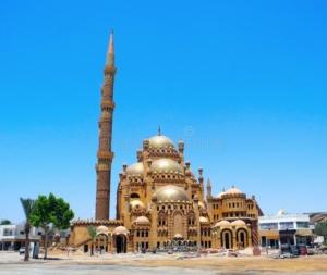 Moschea viaggio a Sharm