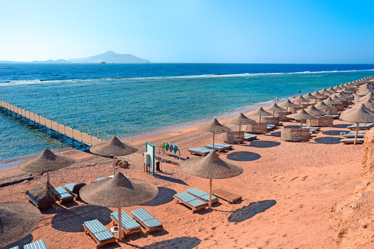Viaggio a Sharm Copertina