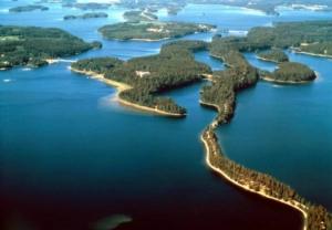 Finlandia laghi