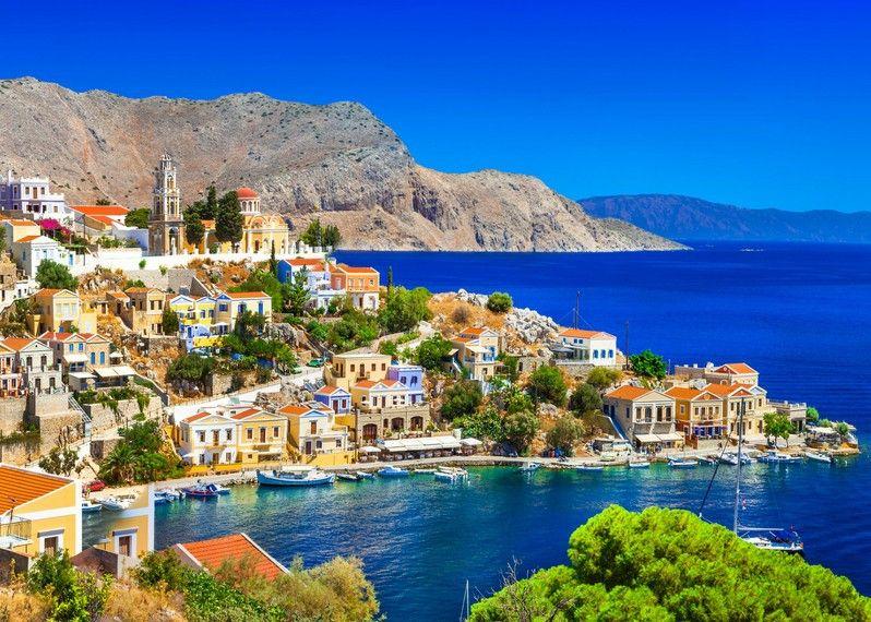 Rodi vacanze in grecia