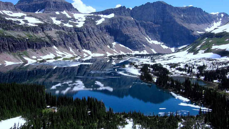 Parco Nazionale dei ghiacciai