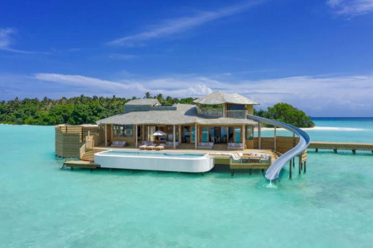 viaggi di nozze di lusso alle maldive