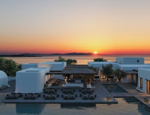 I 3 migliori nuovi hotel di lusso in Grecia: tra mare e sostenibilità