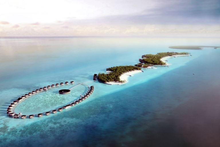 ritz carlton new resort maldive