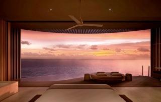 tramonto resort alle maldive lusso