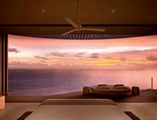 Il primo resort alle Maldive di Ritz-Carlton inaugurato il primo giugno 2021