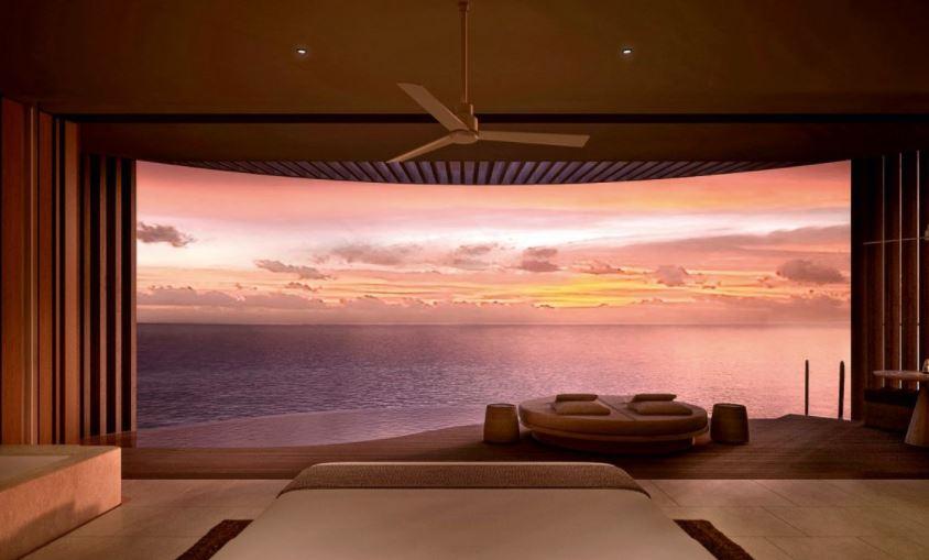 tramonto resort alle maldive lusso vacanze