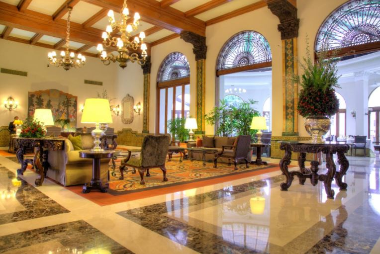 country club hotel lima perù