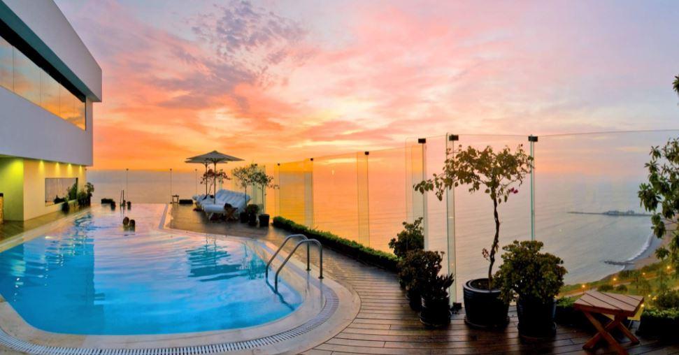 resort 5 stelle lima
