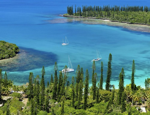 Un cuore nel Pacifico (Nuova Caledonia)