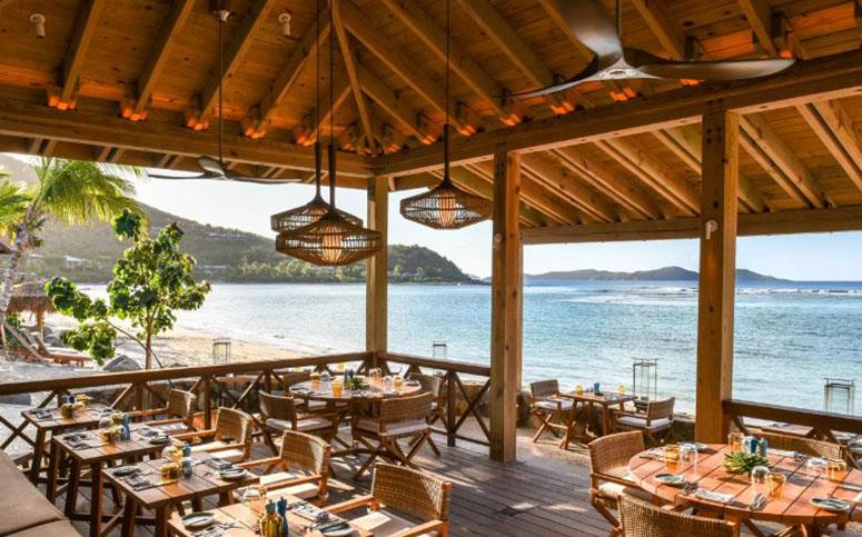 british virgin island resort