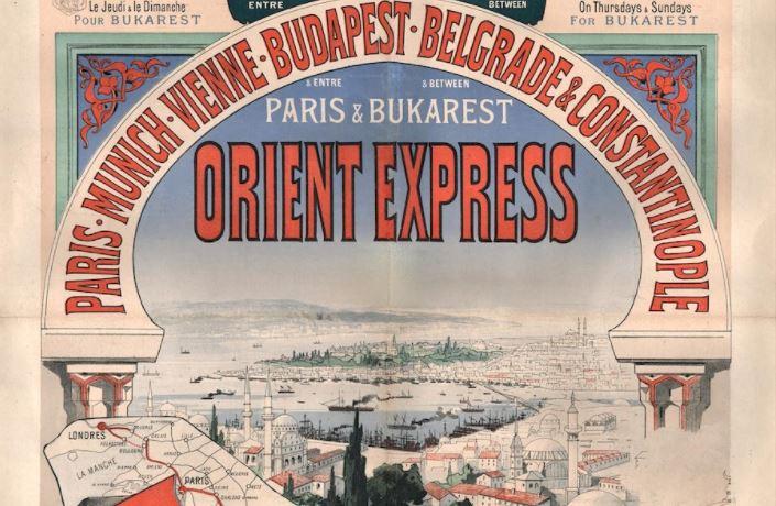 primo viaggio sull orient express