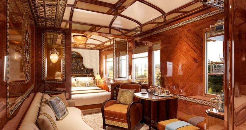 viaggi in treno suite orient express viaggio di nozze
