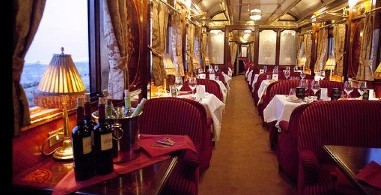 viaggio di nozze in treno spagna