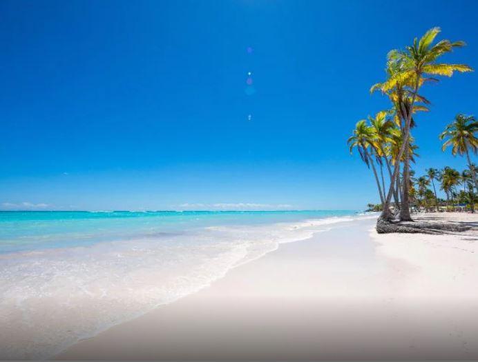 spiagge bianche a santo domingo