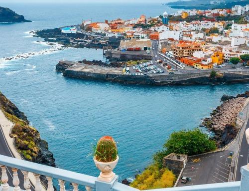 Cuore e mente nel guardar le stelle a… Tenerife.